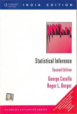 Statistical Inference - Casella, George, and Berger, Roger L.