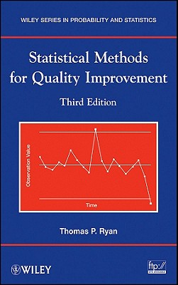Statistical Methods for Quality Improvement - Ryan, Thomas P.