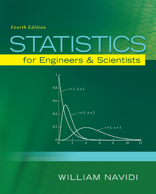 Statistics for engineers and scientists book by william c navidi statistics for engineers and scientists navidi william c fandeluxe Images