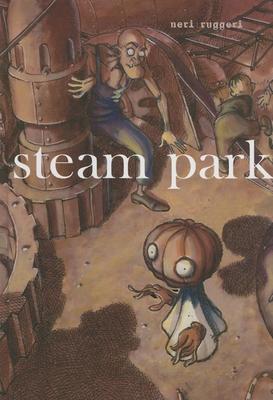 Steam Park - Neri, Filippo, and Piero, Ruggeri