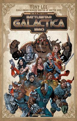 Steampunk Battlestar Galactica 1880 - Lee, Tony, and Aneke, and Syaf, Ardian