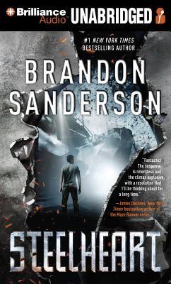 Steelheart - Sanderson, Brandon, and Andrews, MacLeod (Read by)