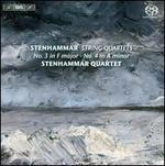 Stenhammar: String Quartets No. 3 in F major, No. 4 in A minor