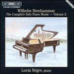 Stenhammer: Solo Piano Music Vol.2