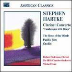 Stephen Hartke: Clarinet Concerto