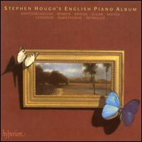 Stephen Hough's English Piano Album - Stephen Hough (piano)