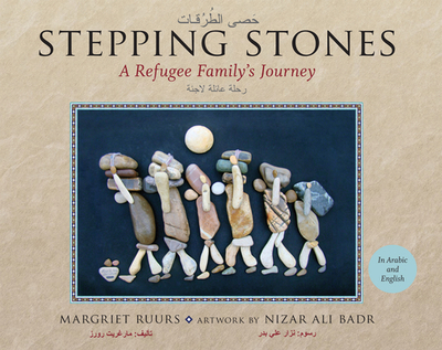 Stepping Stones: A Refugee Family's Journey - Ruurs, Margriet