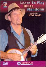 Steve James: Learn to Play Blues Mandolin, Vol. 2