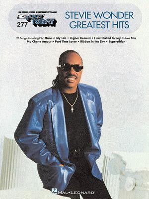 Steview Wonder - Greatest Hits: E-Z Play Today Volume 277 - Wonder, Stevie