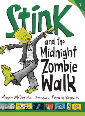Stink and the Midnight Zombie Walk - McDonald, Megan