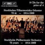 Stockholm Philharmonic 75th Anniversary