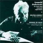 Stokowski in Rare & Unusual Repertoire