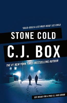 Stone Cold - Box, C. J.