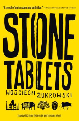 Stone Tablets - Zukrowski, Wojciech