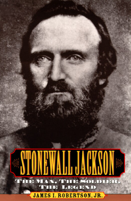 Stonewall Jackson - Robertson, James I