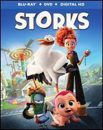 Storks [Includes Digital Copy] [UltraViolet] [Blu-ray/DVD] [2 Discs]