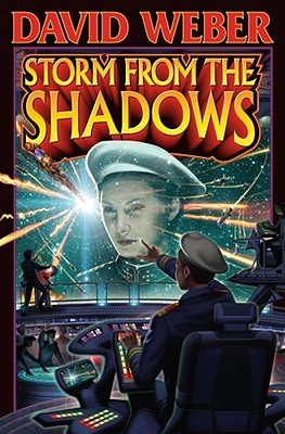 Storm from the Shadows - Weber, David