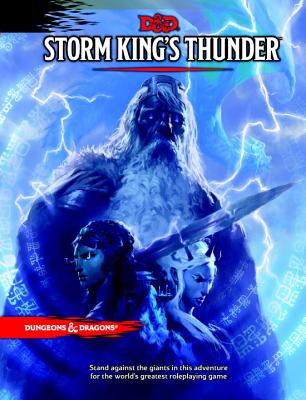 Storm King's Thunder - Wizards RPG Team