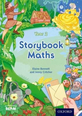 Storybook Maths Year 2 - Bennett, Elaine, and Critcher, Jennifer