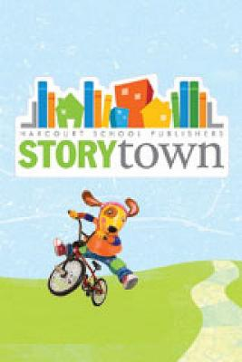 Storytown: Little Book - HSP, and Harcourt School Publishers (Prepared for publication by)