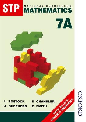 STP National Curriculum Mathematics Pupil Book 7A - Bostock, L., and Shepherd, Audrey, and Chandler, F. S.