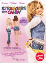Strangers with Candy [Spanish Subtitles Sticker On Cover]