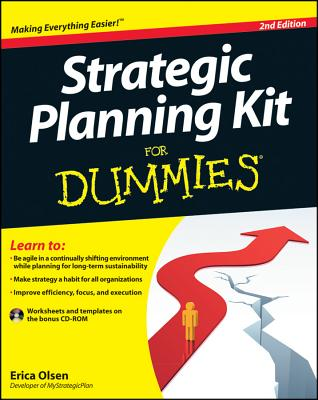 Strategic Planning Kit For Dummies - Olsen, Erica