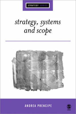 Strategy, Systems and Scope - Prencipe, Andrea, Dr.