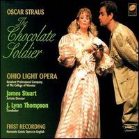 Straus: The Chocolate Soldier - Boyd Mackus (vocals); Elizabeth Peterson (vocals); John Pickle (vocals); Suzanne Woods (vocals)