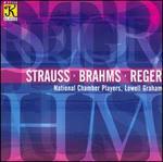 Strauss/Brahms/Reger
