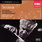 Strauss: Don Quixote; Ein Heldenleben; Symphonia Domestica