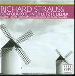 Strauss: Don Quixote; Vier Letzte Lieder