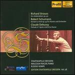 Strauss: Ein Heldenleben; Schumann: Piano Concerto, Op. 54; Debussy: Prélude à l'Après-midi d'un faune