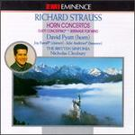 Strauss: Horn Concertos