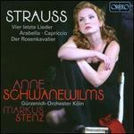 Strauss: Vier letzte Lieder; Arabella; Capriccio; Der Rosenkavalier