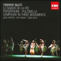 Stravinsky Ballets - Anne Fournet (speech/speaker/speaking part); Anthony Rolfe Johnson (tenor); Elaine Donohoe (piano); Jennifer Smith (soprano);...