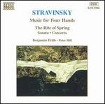 Stravinsky: Music for Four Hands