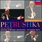 Stravinsky: Petrushka; Jeu De Cartes