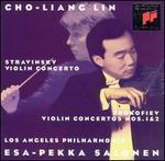 Stravinsky; Prokofiev: Violin Concertos