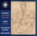 Stravinsky & Somers: Ballet Suites
