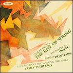 Stravinsky: The Rite of Spring; Rachmaninov: Spring; Debussy: Printemps