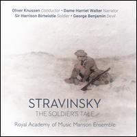 Stravinsky: The Soldier's Tale - Alicia Berendse (violin); Angharad Thomas (bassoon); Charlie Dale-Harris (clarinet); Christopher Hart (trumpet);...