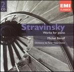 Stravinsky: Works for Piano