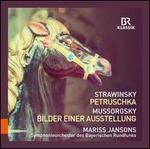 Strawinsky: Petrushka; Mussorgsky: Bilder Einer Ausstellung