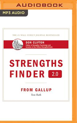 Strengths Finder 2.0 - Rath, Tom, and De Vries, David (Read by)