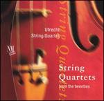 String Quartets from the Twenties
