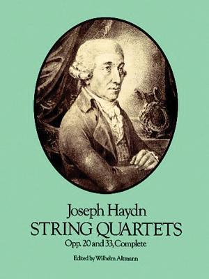 String Quartets Opp. 20 and 33 Complete - Haydn, Joseph