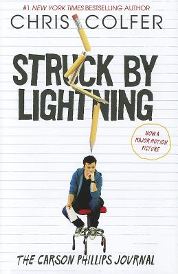 Struck by Lightning: The Carson Phillips Journal - Colfer, Chris