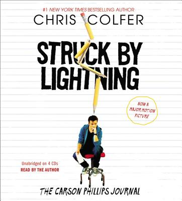 Struck by Lightning: The Carson Phillips Journal - Colfer, Chris, and Author (Read by)