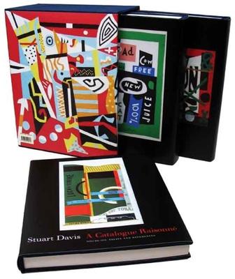 Stuart Davis: A Catalogue Raisonne - Davis, Stuart, and Boyajian, Ani (Editor), and Rutkoski, Mark (Editor)